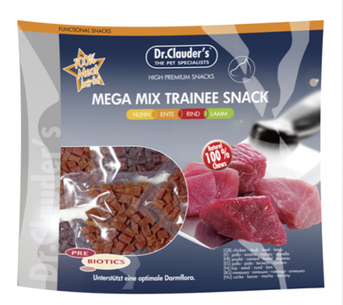 Mega Mix Trainee Snack 500g