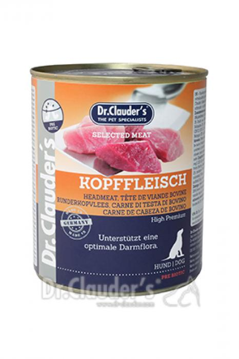 Selected Meat Kopffleisch 800g