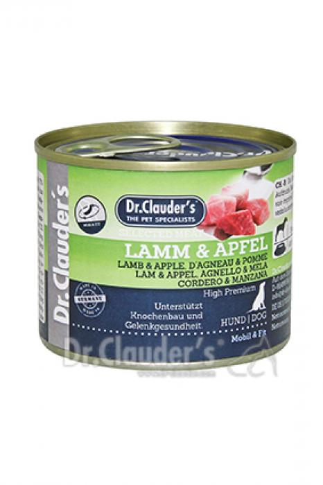 Selected Meat Lamm & Apfel 200g